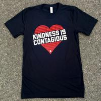 "<font color=""crimson""><B>***LIMITED EDITION***</B></font>Unisex Kindness is Contagious"
