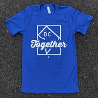 "<font color=""red""><B>***LIMITED EDITION***</B></font> Unisex DC Together - Heather True Royal"