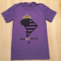 Men's #OURGIRLSMATTER - Heather Team Purple
