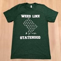Men's - Weed Like Statehood
