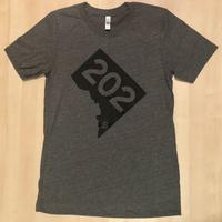 Men's 202 Stamp - Deep Heather Grey
