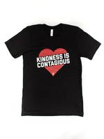 "<font color=""red""><B>***LIMITED EDITION***</B></font>Unisex Kindness is Contagious"