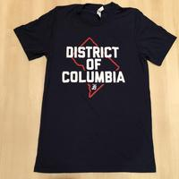 Men's District of Columbia - Navy (Red & White Imprint)