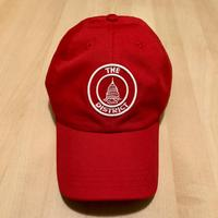 Unisex District Seal Classic Dad Hat - Red