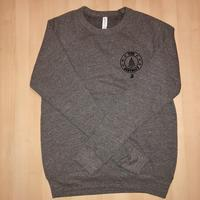 Unisex District Seal Crewneck Sweatshirt - Grey