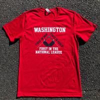 "<font color=""red""><B>***LIMITED EDITION***</B></font> Unisex WASHINGTON First!"