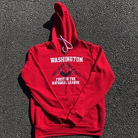 Unisex - Washington First! Hoodie