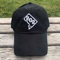 Unisex 202 Diamond Classic Dad Hat - Black