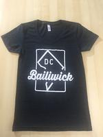 Ladies DC Bailiwick - Black