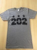 Men's 202 Stars - Athletic Grey