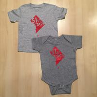 Infant - Toddler & Youth - 51st State - Heather Grey