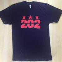 Men's 202 Stars - Navy (Red Imprint)